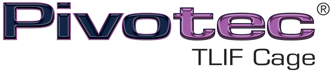 Pivotec TLIF Cage Logo