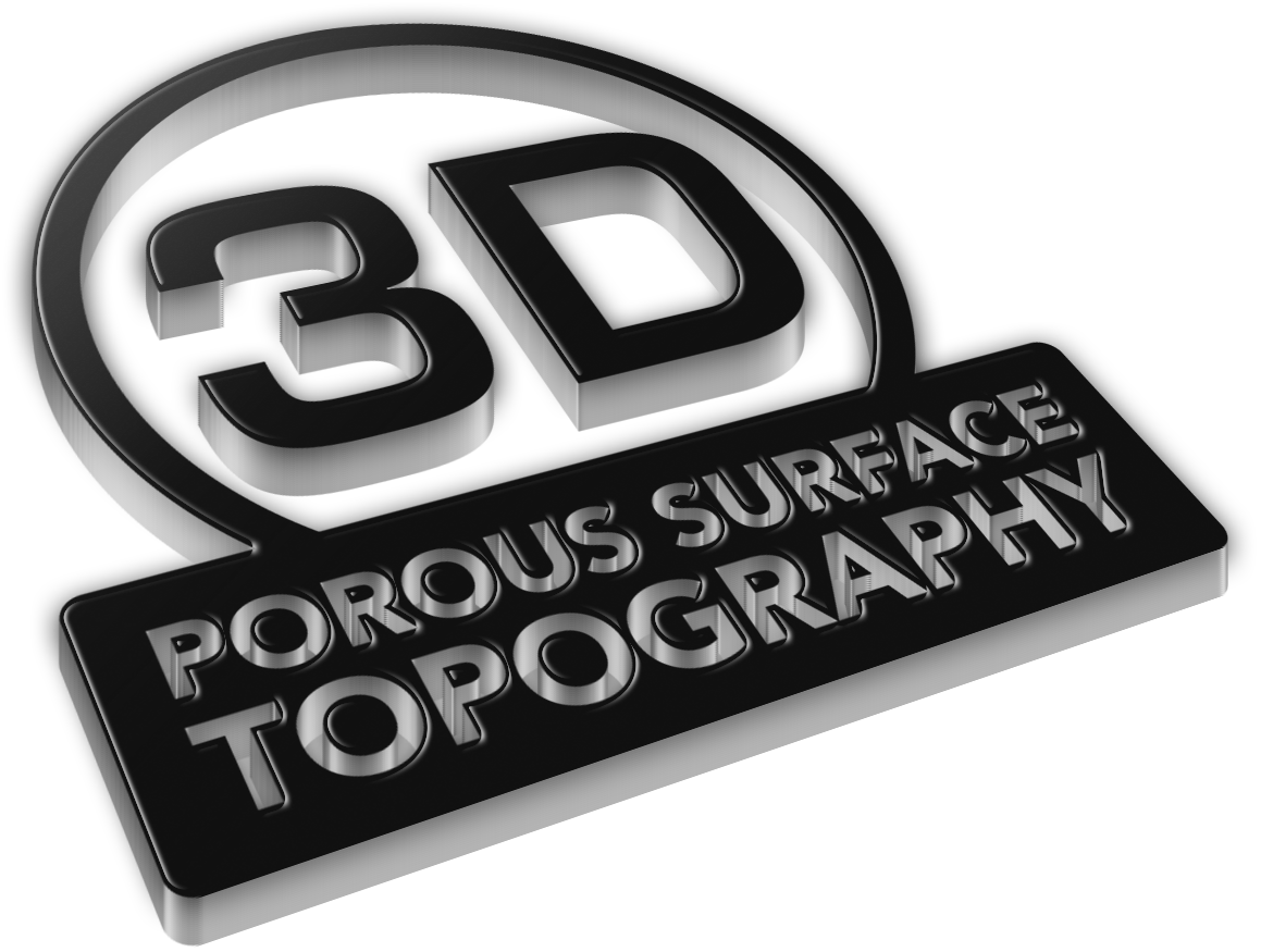 Captiva Spine TirboLOX 3D porous surface topography