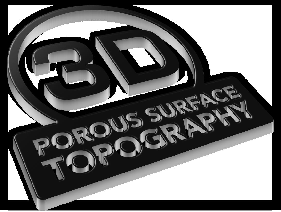Captiva Spine TirboLOX 3D porous surface topography